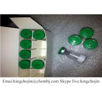 Quality Injection Hormone Human Growth Peptides IGF-1 LR3 1mg/vial for Muscle Building and Anti-Aging for sale