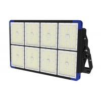 1440W 1070 Aluminum Housing Outdoor LED Flood Light Black With Blue Boarder Manufactures
