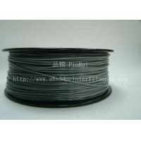 Quality Custom Color Changing abs and makerbot pla filament 1.75 / 3.0mm Grey to white for sale