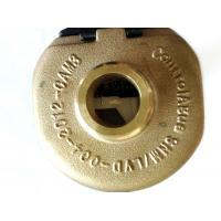 Brass Rotary Piston Water Meter Cold ISO 4064 R160 , LXH-15A Manufactures