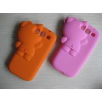 Red /Pink Hello Kitty Cell Phone Silicon Covers / Case / Shell for Samsung Galaxy S3 i9300 Manufactures