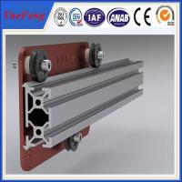 anodized aluminium cover,customized extrusion profile,industrial aluminium alloy profiles Manufactures