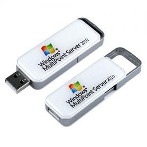 China Custom Plastic USB Flash Drive , 16GB USB Stick Pendrive on sale