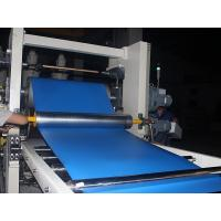 High Precision PP PE PVC Sheet Extrusion Line FOR Plastic Sheet Making Machine Manufactures