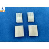 Single Row 4.2mm Pitch Power Connector Plug Housing with Panel Mounting Ears Manufactures