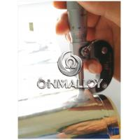 Ohmalloy4J29 Kovar strip 0.2mm thickness for product Metal-glass case Manufactures