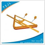 Gravity Conveyor Belt Cleaner with Scraper Manufactures