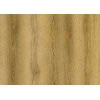 Excellent Texture PVC Wood Film , Water Proof Unfading Printed Pvc Film Manufactures