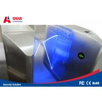Metal Office Security Portable Explosive Detector Tripod Turnstile Hospital Access Control Turnstile Manufactures