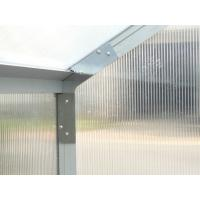 aluminum greenhouse with with spring clips Manufactures