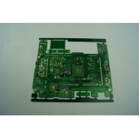 26 Layer 0.5 - 6oz Controlled Impedance PCB Printed Circuit Board with Green Solder Mask Manufactures