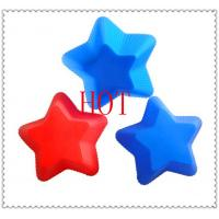 Cake Decorating Silicone Cake Moulds / Eco-friendly Silicone Bakeware Manufactures