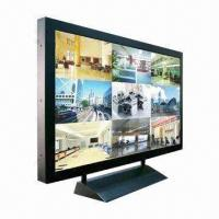 Quality 37-inch CCTV LCD Monitor, Supports 24 Hours Working Time and 50,000 Hours Lifespan for sale