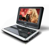 DVB-T portable dvd player with TV USB SD card reader 9inch Manufactures