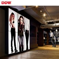 Fixed LED Video Wall Display Low Power Consumption With Wide Viewing Angle Manufactures