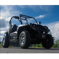 250cc Large Size Four Wheel Utility Vehicle , Water Cooled ATV Utility Vehicles Manufactures
