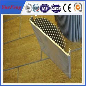 anodized aluminum extrusion heatsink, 6000 aluminum alloy aluminium amplifier heat sink Manufactures
