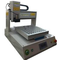 Mini High Efficiency CNC Desktop Pcb Router Machine With Robust Frame Manufactures