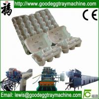 China Full Atomatic Paper Pulp Egg Tray Machine on sale