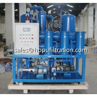 Buy cheap Used Transformer Oil Change Machine Oil Regeneration System, China Vacuum from wholesalers