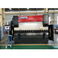 Steel Plate 7 Axis 400 Ton 6000 MM CNC Press Brake Bending Machine With CE and CQC Manufactures