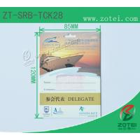 RFID hanging ticket ( Product model: ZT-SRB-TCK28) Manufactures