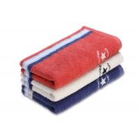 Quality Solid Color Sports Gym Towels Multi Function For Running / Cycling for sale
