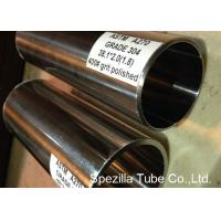 Custom Sanitary Stainless Tubing , Stainless Steel Sanitary Pipe 38.1 X 2.0MM Manufactures
