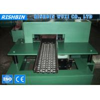 China 11 KW Automatical Walkway Plank Roof Panel Roll Forming Machine with Servo Feeding on sale