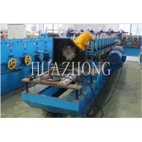 41mm*41mm  'U' channel forming machine with 12 forming steps 20-25m/min speed Manufactures