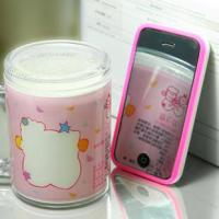 Mirror LCD Screen Protector Cover for Apple iPhone 4 4g Manufactures