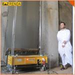 Brick Wall Spray Plastering Machine Three Phase 1.1KW / 380V / 50HZ / 220V / 60HZ Manufactures