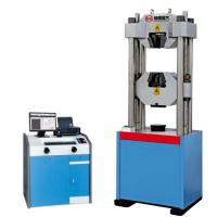 WEW-D Computer screen display hydraulic universal testing machine (six cylinder) (2000KN C Manufactures