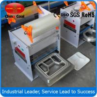 800cups/Hour Standard Semi-Auto Cup Sealing Machine Packaging Machinery Manufactures