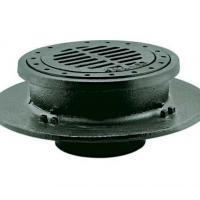 Heavy Duty Cast Iron Manhole Cover Floor Drain Quick Slop Floor Drain Roof Drain Manufactures