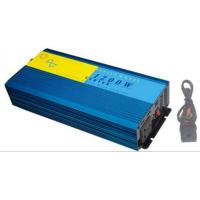 China 12v dc to 220v ac 1200w ups pure sine wave power inverter / converter with charger on sale