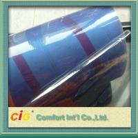 China Roll Transparent PVC Film Disposable Table Cloths Strong Rainproof on sale
