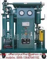 Sell  Vacuum Insulation Oil Purifier
