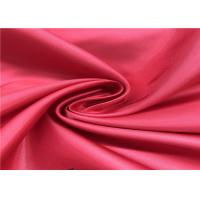 Microgroove Anti Static Dress Lining Fabric Poly - Viscose For High End Clothing Brands Manufactures