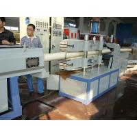Spiral Steel Wire Reinforced PVC Pipe Extrusion Machine One Stop Service Manufactures