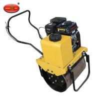 High Quality Road Machinery ZM-30C Hand Operated Mini Road Roller Compactor Manufactures