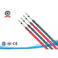 China Heat Resistant PV DC Solar Cable XLPE 200m / Roll For Electrical Installation on sale