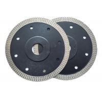 "4"" Grid Type Thin Diamond Cutting Disk / Porcelain Tile Cutting Disc Manufactures"