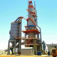 100TPD Shaft kiln For Quicklime Plant in North Sudan Manufactures