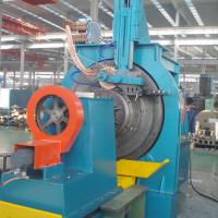 Wrapped Wedge Wire Screen Machine 200KVA Rated Capacity Servo Motor Drives Manufactures