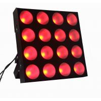Quality Led Matrix Blinder Disco Stage Lights 30w 4 x 4 Matrix For Festival for sale