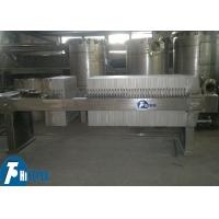 Buy cheap Solid Liquid Separation equipment Stainless Steel 304/316 filter plate hydraulic from wholesalers