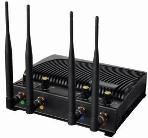 jammer portátil do sinal do telemóvel de WIFI GPS 4G do Desktop do јаммер сигнала TG-5CA, Manufactures