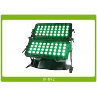 LED Wall Washer Outdoor, 72X8W, Quadcolor RGBW 4in1 City Color Manufactures