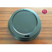 16oz Disposable Cups Lids No Bisphenol A 3.6g PS Material SGS Manufactures